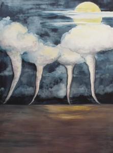 De stormen kwamen bij elkaar