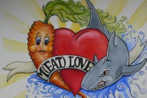 (m)eat love